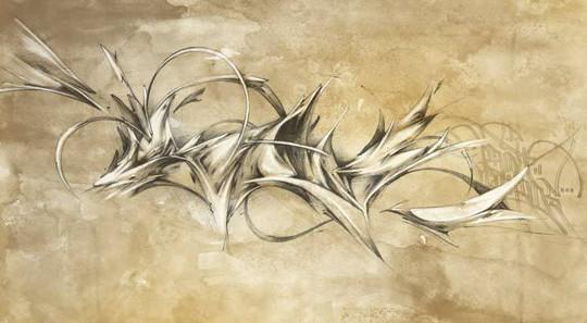 Интервью с граффити райтерами: Morik1. Изображение № 24.