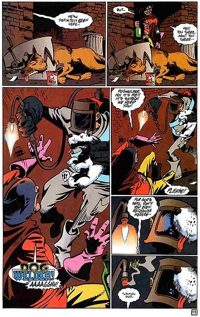 Section Eight - команда нелепых супергероев. Изображение № 4.