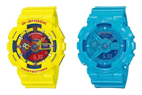 G-Shock & Мартовская коллекция от Casio. Изображение № 3.