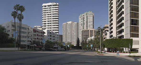 Мертвый город. Лос-Анджелес. Изображение № 21.