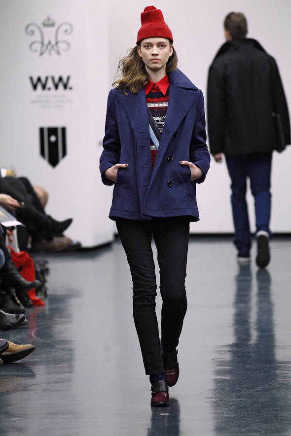 Berlin Fashion Week A/W 2012: Wood Wood. Изображение № 3.