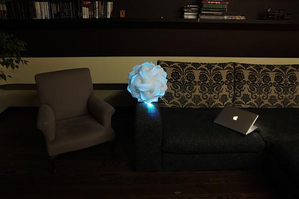 Волшебная лампа. Изображение № 6.
