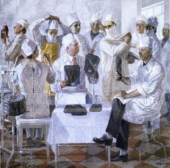 Скончался российский художник Андрей Курнаков. Изображение № 2.