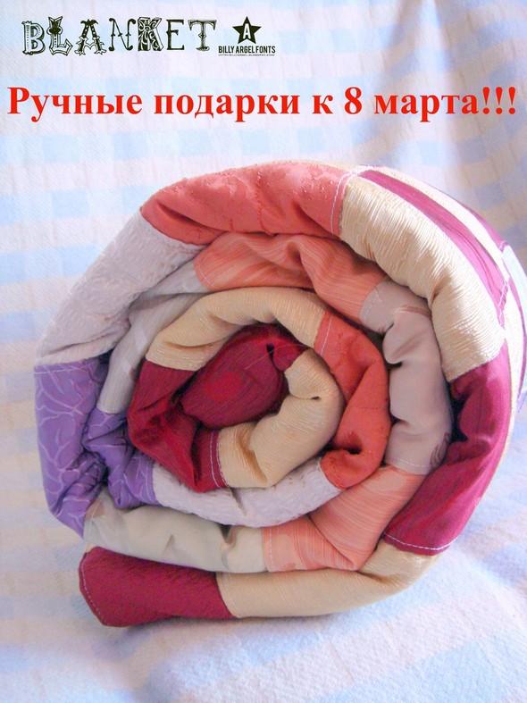 Ручные одеяльца. Изображение № 1.