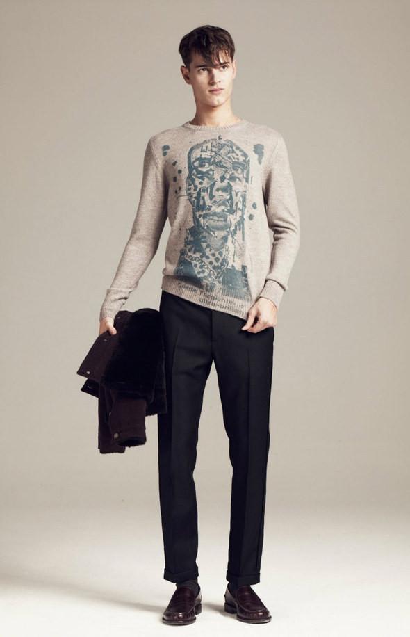 Изображение 8. Лукбук: Marc Jacobs Menswear FW 2011.. Изображение № 8.