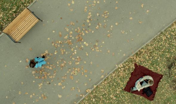 Короткометражный фильм - Зарисовки уходящей осени. Изображение № 2.