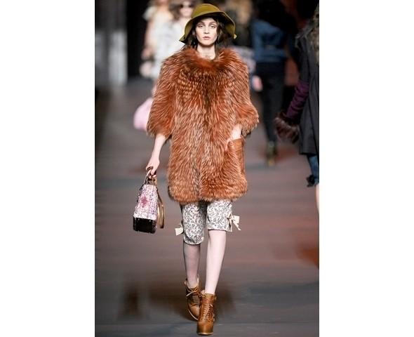 Показ Dior FW 2011. Изображение № 21.