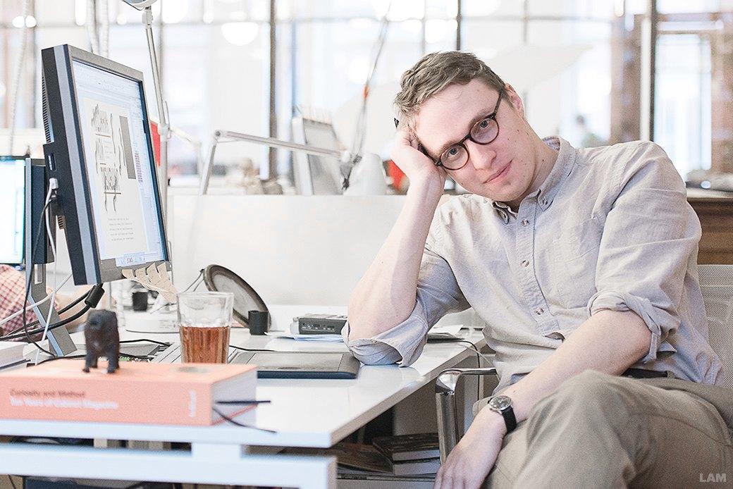 2013 — год российского дизайна: 13 рабочих мест арт-директоров. Изображение № 12.