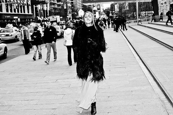 Неделя моды в Нью-Йорке: Репортаж. Изображение №51.