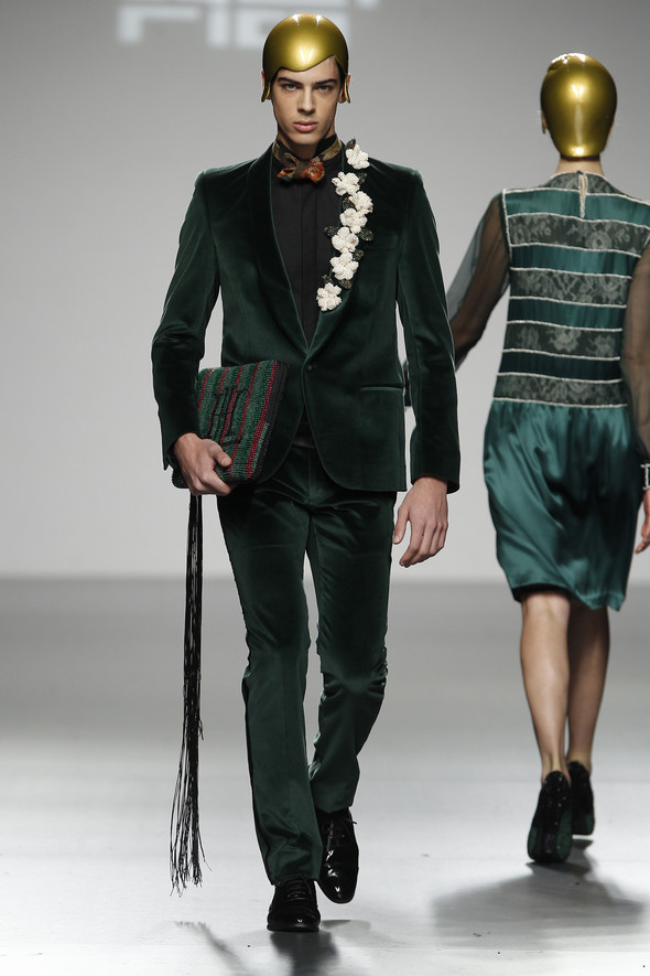 Madrid Fashion Week A/W 2012: David del Rio. Изображение № 2.