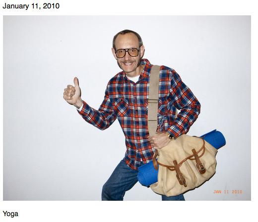 Терри Ричардсон ведет свой блог. Изображение № 44.