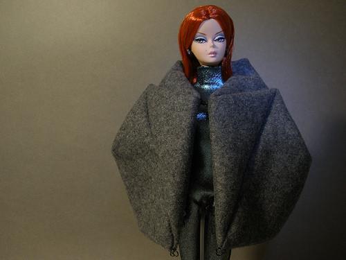 Barbie SilkStone - модель haute couture. Изображение № 6.