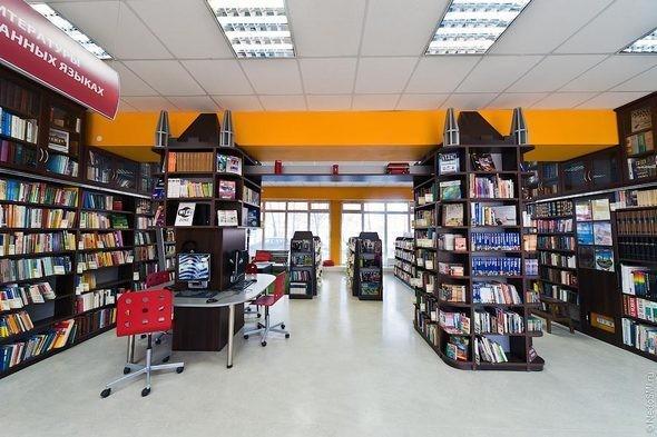 Изображение 20. Библиотека для молодежи.. Изображение № 20.