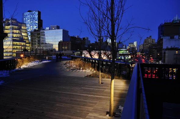 The High Line: история о том, как железная дорога обрела друзей. Изображение № 10.