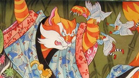 Звериная Япония Мойры Хан. Изображение № 15.