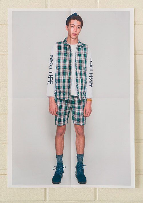 Показаны новые лукбуки Kris Van Assche x Lee, Soe, DISCOVERED. Изображение № 43.