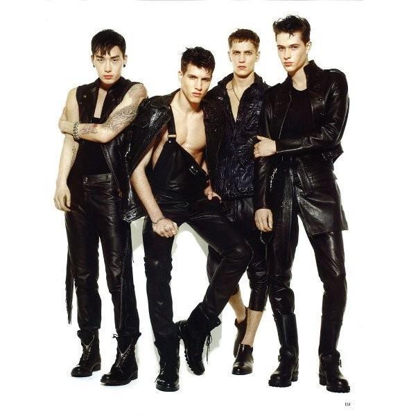 Изображение 12. Мужские съемки: GQ, Vogue Hommes и другие.. Изображение № 15.