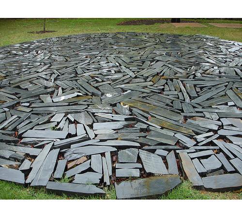 Новая земля: Гид по современному ленд-арту. Изображение № 24.