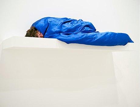 Ночь в музее:  Кто и зачем спал  ради искусства. Изображение № 8.