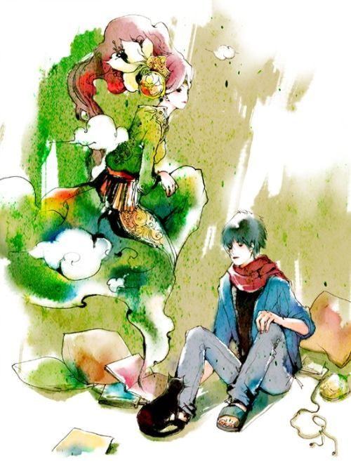 Китайская иллюстрация. Изображение № 10.