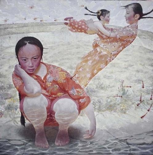 Wang Yi Guang. Feitain, или летающий пух. Изображение № 14.
