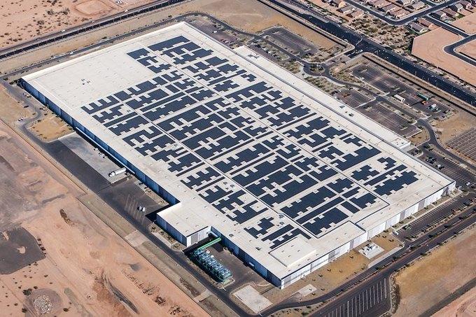 Apple превратит бывший завод в дата-центр . Изображение № 1.
