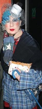 Анна Пьяджи. Модный гардероб. Изображение № 16.