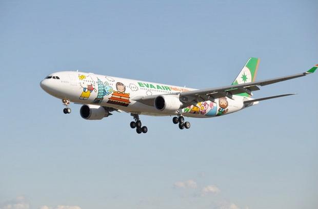 Самолет Hello Kitty. Изображение № 1.