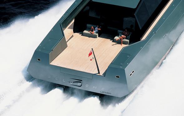 Wallypower 118 - плавающий спорткар!. Изображение № 21.