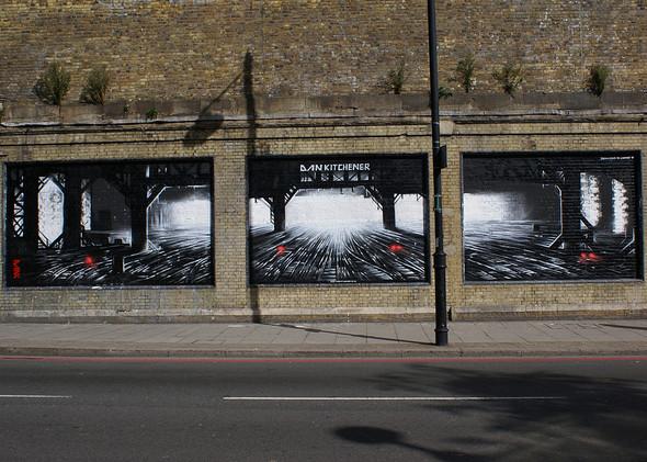 Стрит-арт в Лондоне. Изображение № 33.
