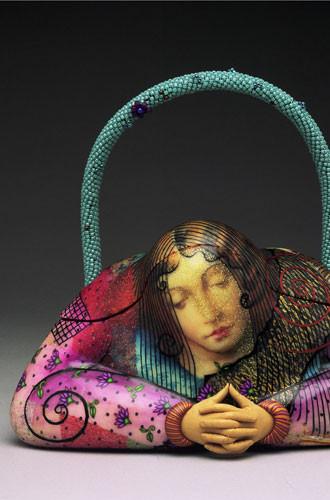 Причудливые сумки Kathleen Dustin. Изображение № 2.