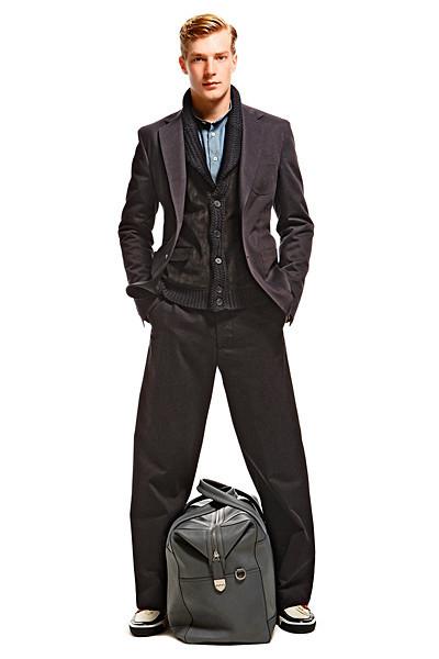 Мужские лукбуки: Tom Ford, Burberry и другие. Изображение № 50.
