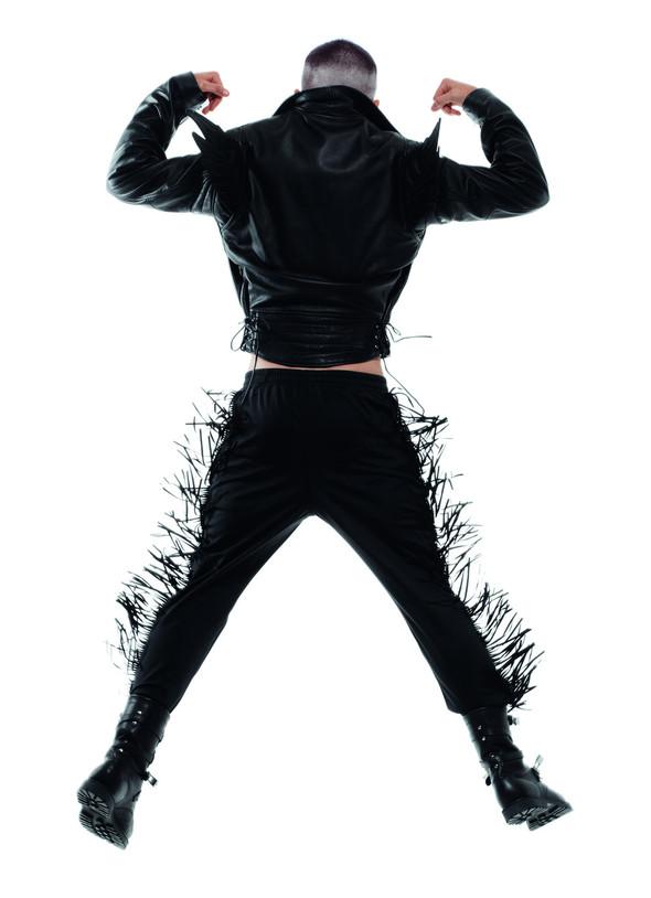 Лукбуки: Джереми Скотт и Дэвид Бекхэм для Adidas Originals. Изображение № 22.