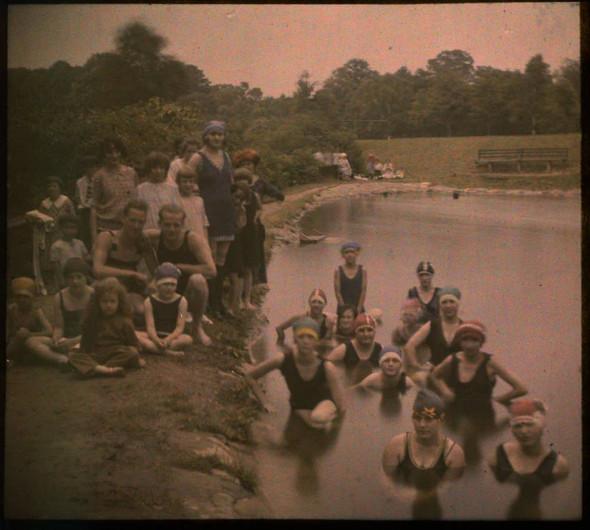 Автохром Люмьер – цветные фотографии начала XX века. Изображение № 36.