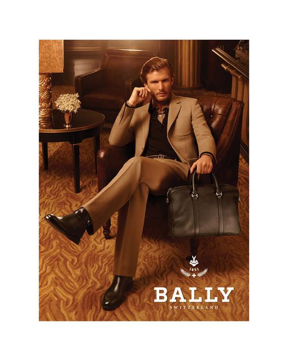 Кампания: Нико Мальевилье для Bally. Изображение № 3.