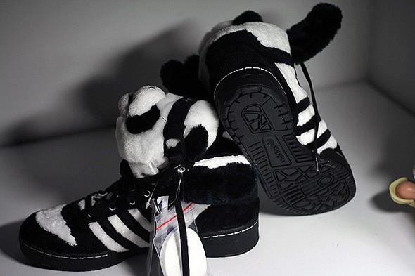 Панда кроссовки adidas Originals. Изображение № 3.