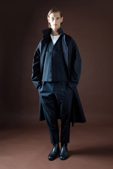 Лукбук: Christophe Lemaire 2012 Fall/Winter. Изображение № 7.