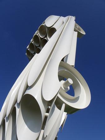 Гигантомания: 20 огромных скульптур современных художников. Изображение № 3.