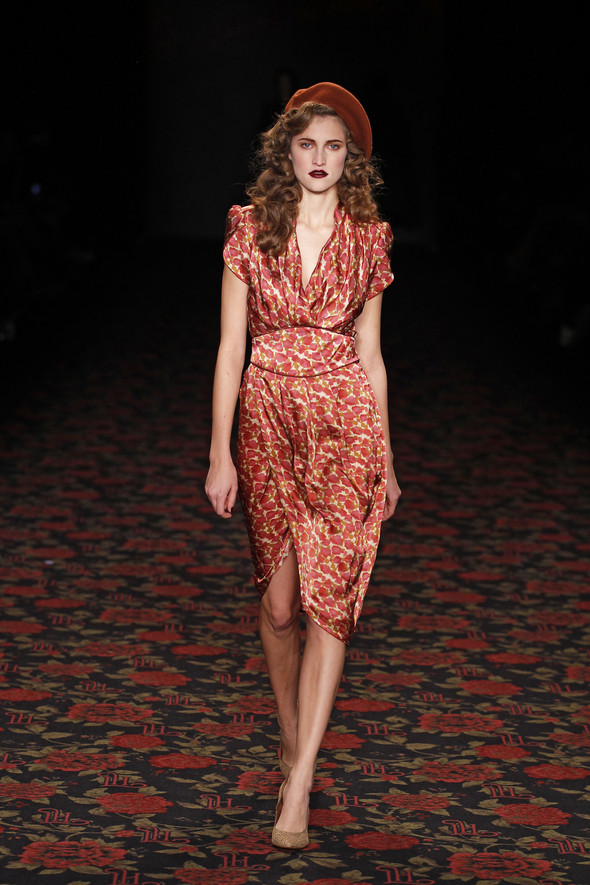 Berlin Fashion Week A/W 2012: Lena Hoschek. Изображение № 29.