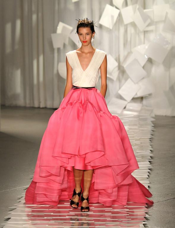 New York Fashion Week Spring 2012: День второй. Изображение № 36.