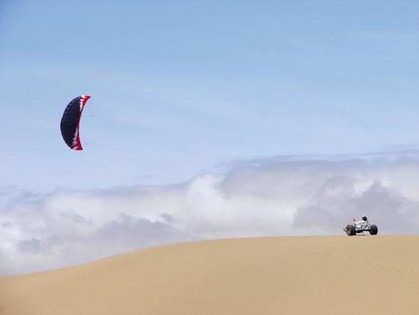 Пересечение пустыни Намиб на кайт-багги. Изображение № 1.