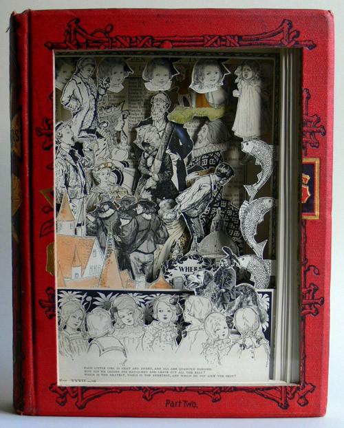 Книжные работы Alexander Korzer-Robinson. Изображение № 34.