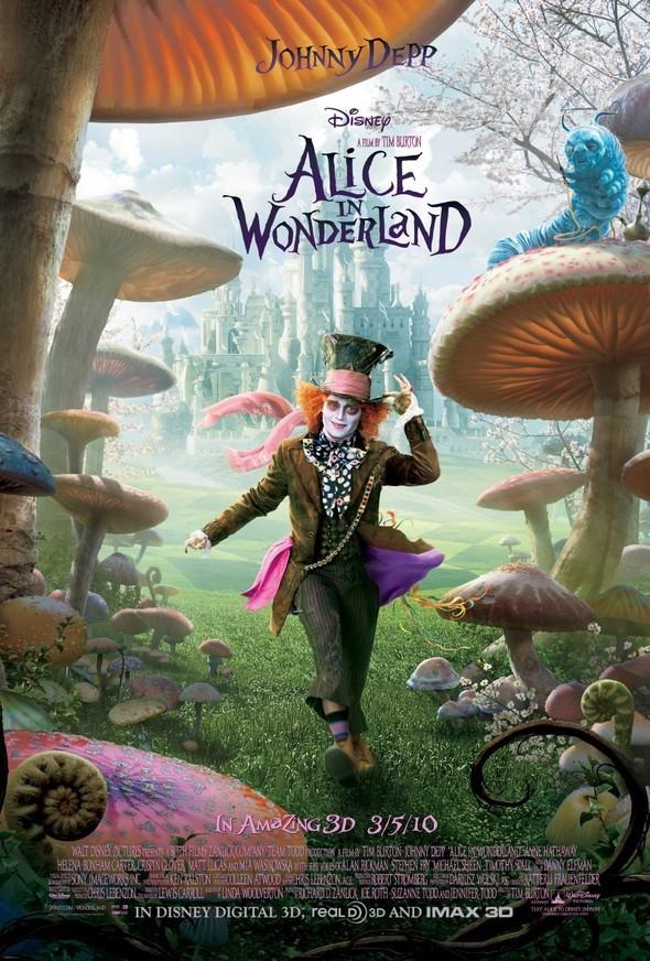 Alice in Wonderland. Изображение № 6.
