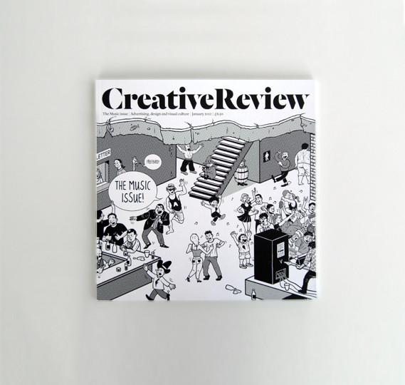 Самые красивые обложки журналов в 2011 году. Изображение № 19.