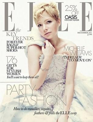 Обложки: Vanity Fair и Elle. Изображение № 4.