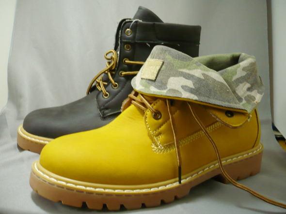 Легендарные ботинки Timberland. Изображение № 4.