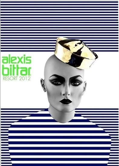 Лукбук: Alexis Bittar Resort 2012. Изображение № 1.