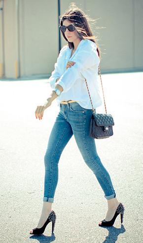 Изображение 8. Bloggers Talk: Эрика Мари, автор Fashion Chalet.. Изображение № 5.