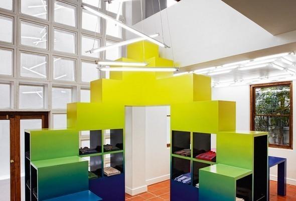 Изображение 6. Дизайнер и архитектор: Рафаэль де Карденас.. Изображение № 6.