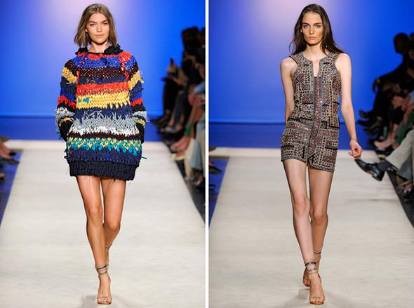 Показы Paris Fashion Week SS 2012: День 4. Изображение № 6.